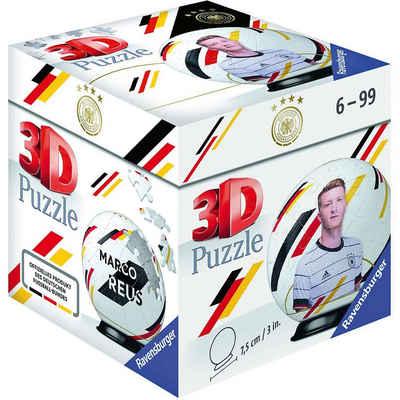 Ravensburger 3D-Puzzle »Puzzle-Ball DFB Spieler Marco Reus EM20, 54 Teile«, Puzzleteile