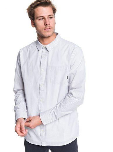 Schlussverkauf Quiksilver Langarmhemd »Everyday Stripes«