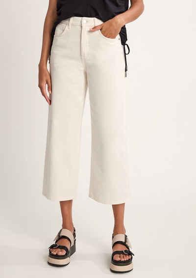 comma casual identity 7/8-Jeans »Regular Fit: Culotte aus Jeans«