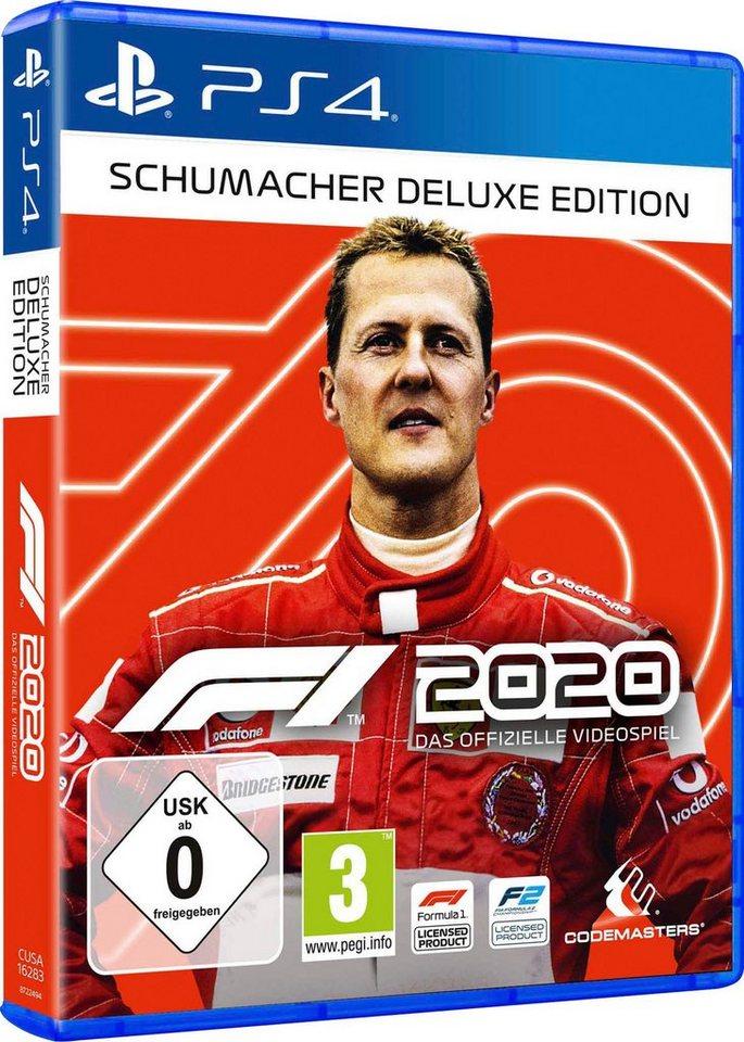 F1 2020 Schumacher Deluxe Edition PlayStation 4 | OTTO