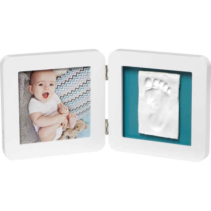 BABY ART Bilderrahmen-Set »Baby Art Baby-Abdruck-Rahmen Essentials My Baby Touch Weiß«