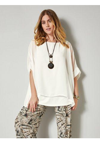 Sara Lindholm by HAPPYsize 2-in-1 Shirt