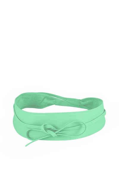 COLLEZIONE ALESSANDRO Taillengürtel »Summertime« aus weichem Material zum Binden