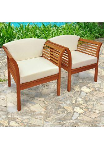 indoba Sodo kėdė »Samoa« (Set 2 vienetai) 2vn...