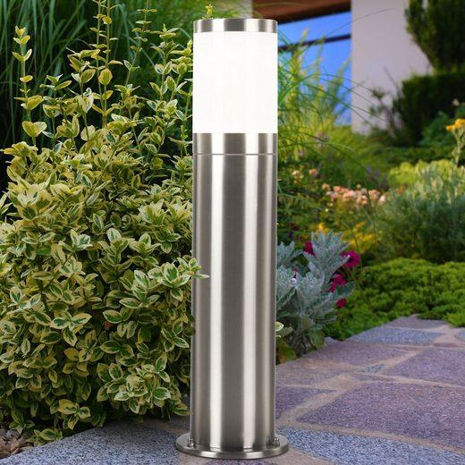 etc-shop LED Außen-Stehlampe, 10 Watt LED Stehleuchte Garten Lampe Standlampe Beleuchtung Leuchte IP44 XELOO