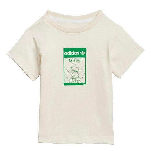 adidas Originals T-Shirt »Disney Tinkerbell Organic Cotton T-Shirt«