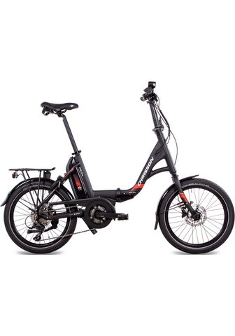 Chrisson E-Bike »EFB« 9 Gang Shimano Sora RD-R3...