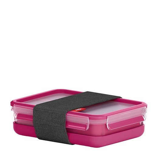 Emsa Lunchbox »Lunchbox mit Einsätzen Clip Go«, Kunststoff, (6-tlg)
