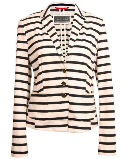 White Label Kurzjacke »Streifen-Blazer«