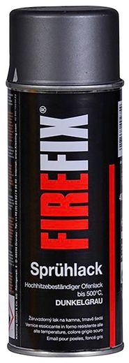 Firefix Sprühlack »Senotherm Ofenspray«, 400 ml, dunkelgrau