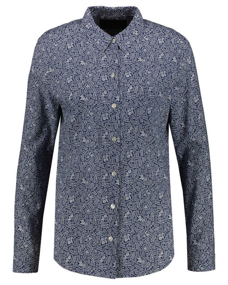 Scotch & Soda Klassische Bluse »Damen Bluse Regular Fit Langarm«