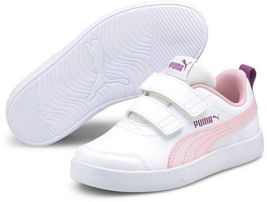 PUMA »Courtflex v2 V PS« Sneaker