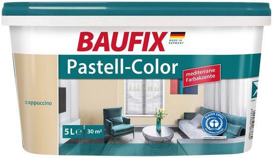 BAUFIX Wand- und Deckenfarbe »Pastell«, fliederfarben, 5 L