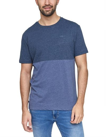 MAZINE T-Shirt im angesagten Color-Blocking »Utica T«