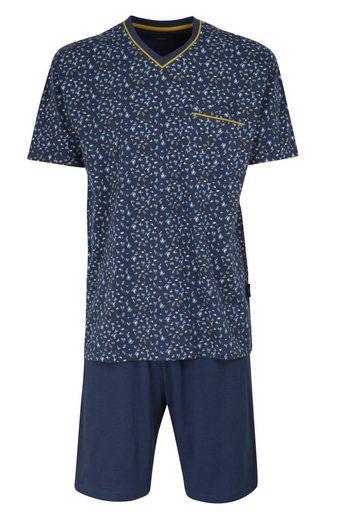 GÖTZBURG Pyjama (2 tlg) Auch in großen Größen Baumwolle