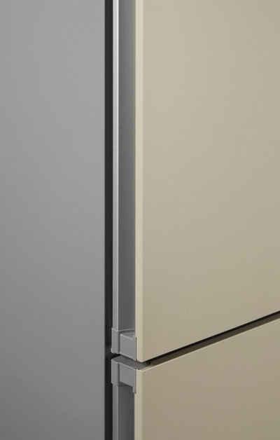 BOSCH Kühl-/Gefrierkombination KGN36CJEA, 186 cm hoch, 60 cm breit