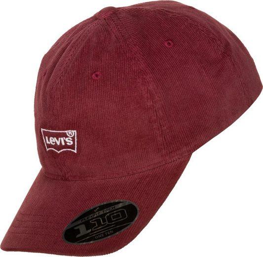 Levi's® Snapback Cap »CORD BATWING«