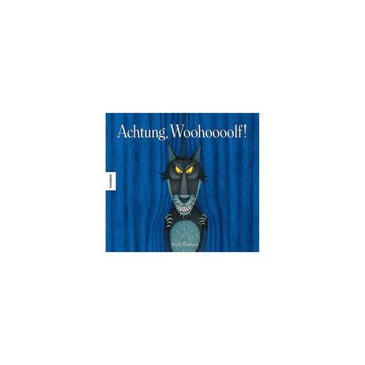Knesebeck Verlag Achtung, Woohoooolf!