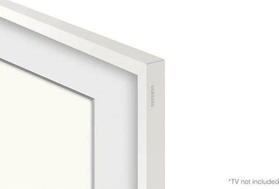 """Samsung Rahmen »65"""" Frame Rahmen Modern Weiß (2021)«"""