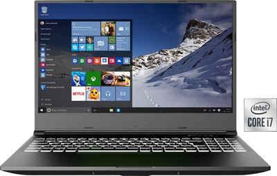 XMG CORE 15 - E20 Notebook (39,62 cm/15,6 Zoll, Intel Core i7, GeForce GTX 1650 Ti, 1000 GB SSD)