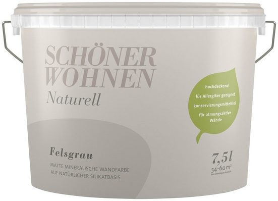 SCHÖNER WOHNEN-Kollektion Wand- und Deckenfarbe »Naturell«