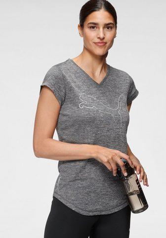 PUMA Trainingsshirt »Train Favorite Heather...