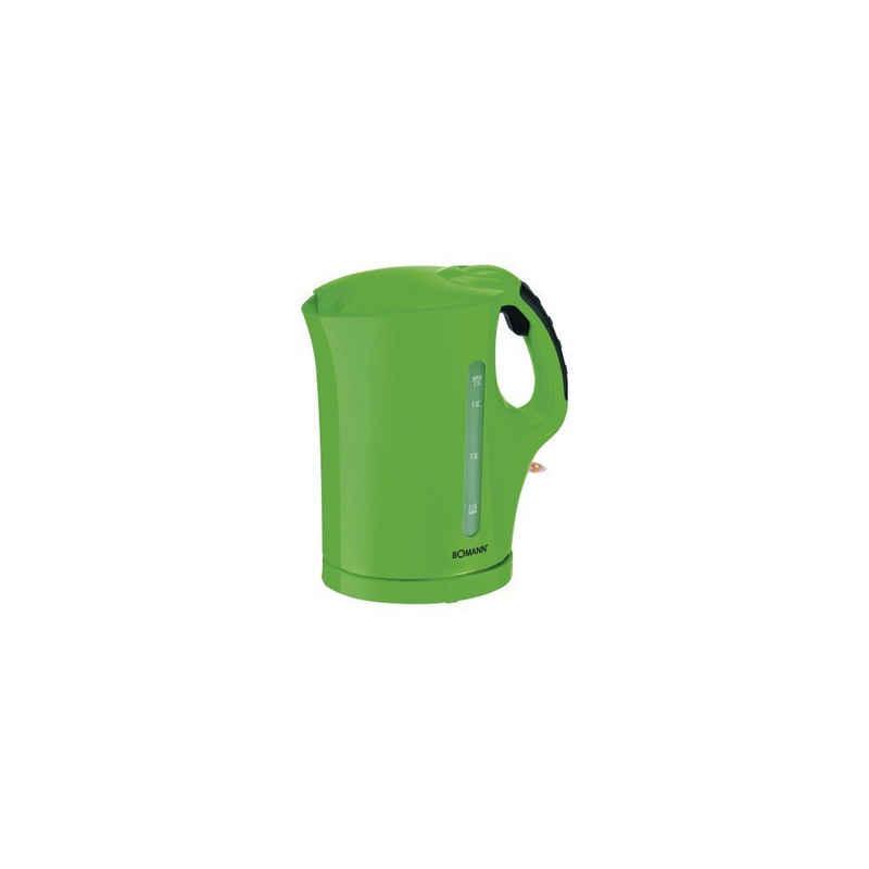 BOMANN Wasserkocher WK 5011 CB G