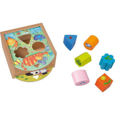 Haba Steckspielzeug »Sortierbox Tiere«