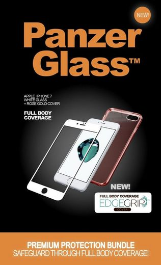 PanzerGlass Schutzglas »Apple iPhone 7/8 TPU Case«