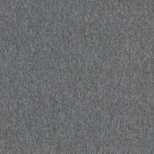 Teppichfliese »Neapel«, quadratisch, Höhe 6 mm, grau, selbstliegend