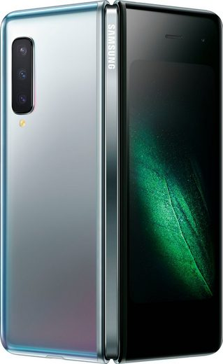 Samsung Galaxy Fold 5G Smartphone (18,51 cm/7,3 Zoll, 512 GB Speicherplatz, 12 MP Kamera)