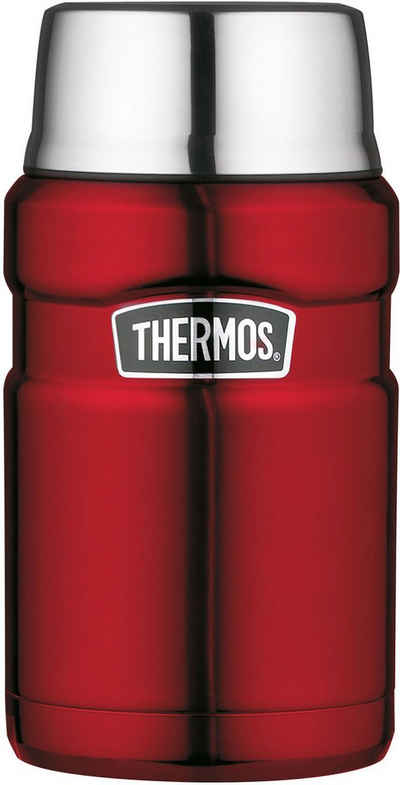 THERMOS Thermobehälter »Stainless King«, Edelstahl, (1-tlg), 710 ml