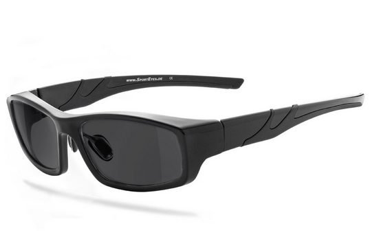 HSE - SportEyes Sonnenbrille »3040sb« HLT® Qualitätsgläser mit Antibeschlagbeschichtung