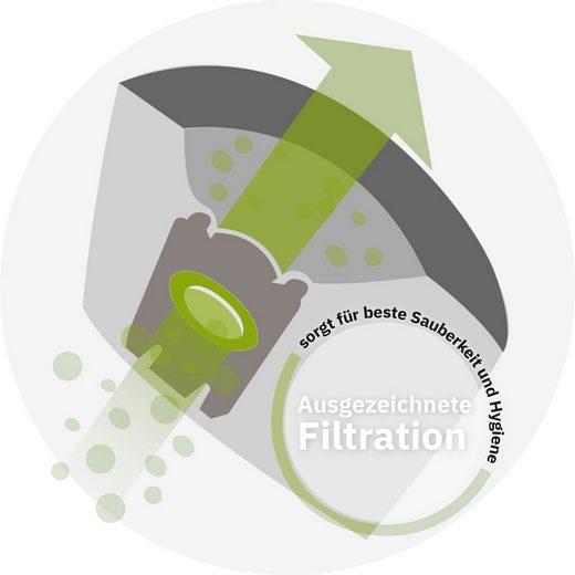 eVendix Staubsaugerbeutel Staubsaugerbeutel ähnlich Filter Clean ETA 144, 10 Staubbeutel, passend für Filter Clean