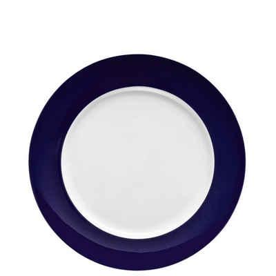 Thomas Porzellan Speiseteller »Sunny Day Cobalt blue Speiseteller 27 cm«, (1 Stück)