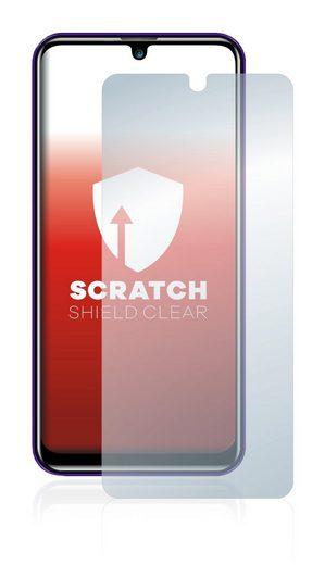 upscreen Schutzfolie »für Oukitel C16 Pro«, Folie Schutzfolie klar anti-scratch