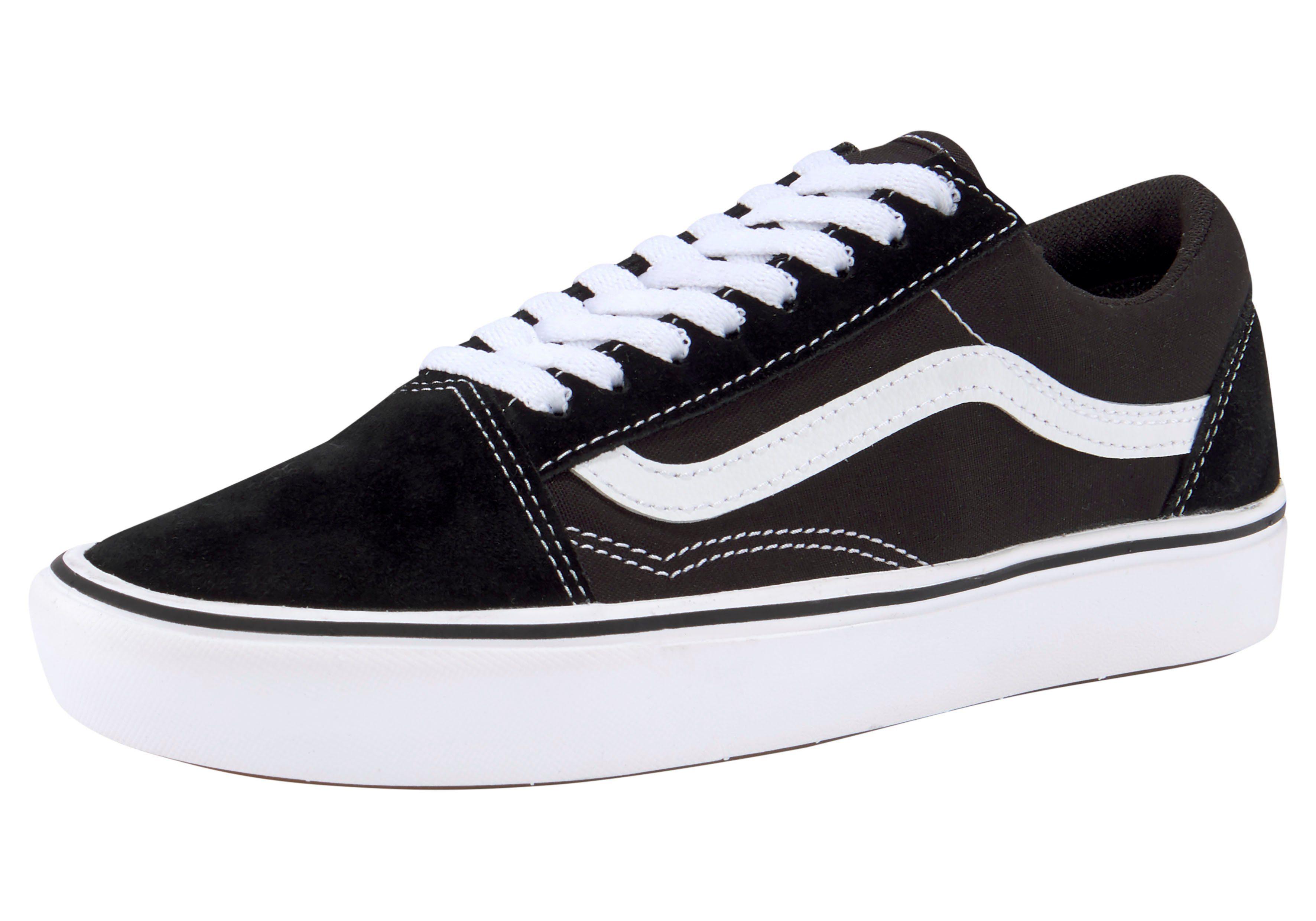 Vans »ComfyCush Old Skool« Sneaker, Obermaterial aus Textil und Leder online kaufen | OTTO