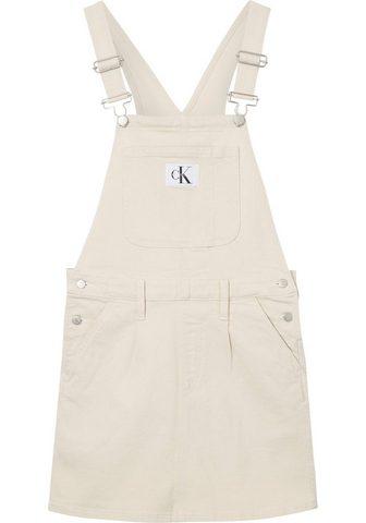 Calvin Klein Jeans Calvin KLEIN Džinsai Latzkleid »DUNGAR...