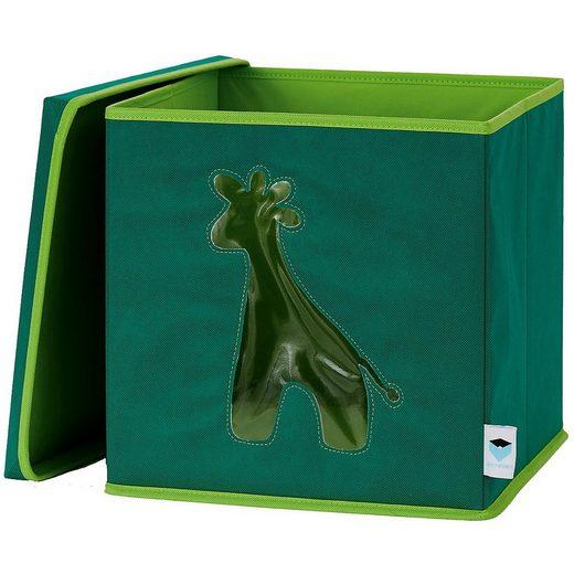 STORE IT! Aufbewahrungsbox »Aufbewahrungsbox Schildkröte, mit Sichtfenster,«