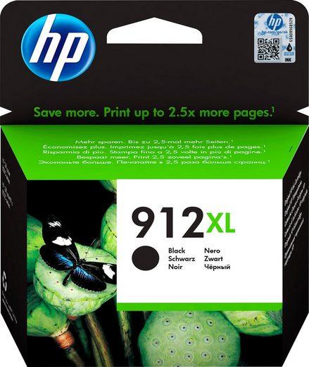 HP »hp 912 Original Schwarz« Tintenpatrone (1-tlg)