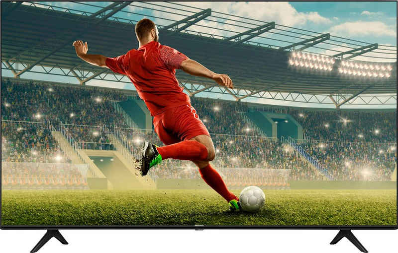 Hisense 65AE7010F LED-Fernseher (164 cm/65 Zoll, 4K Ultra HD, Smart-TV, 4K Ultra HD)
