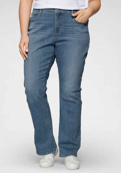 Levi's® Plus Bootcut-Jeans »315« Shaping