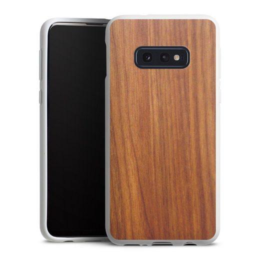 DeinDesign Handyhülle »Lärche« Samsung Galaxy S10e, Hülle Holzoptik Lärche Holz
