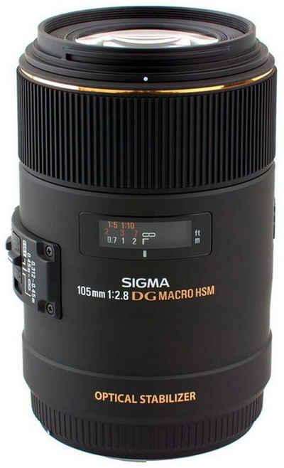SIGMA »105mm 1:2,8 AF-EX Macro DG OS HSM Nikon AF« Objektiv