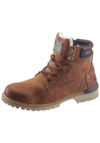 Mustang Shoes Winterstiefel su Warmfutterinnenaussta...