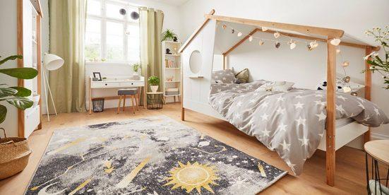 Lüttenhütt Hausbett »Dolidoo«, zum Spielen und Schlafen