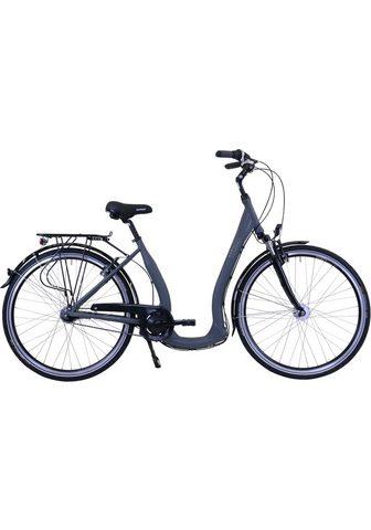 HAWK Bikes Dviratis »HAWK City Comfort Deluxe Gre...